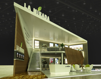 Exhibition Design: LA MIRADA BOOTH @ Cityscape Cairo
