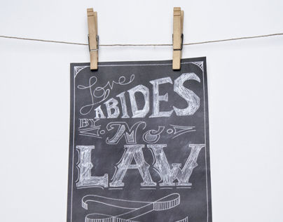 Love Abides By No Law