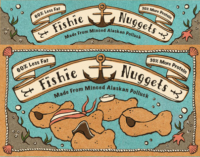 Fishie Nuggets