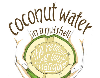 Coconut Water Campaign