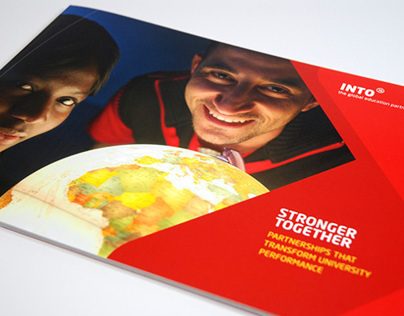 INTO corporate brochure