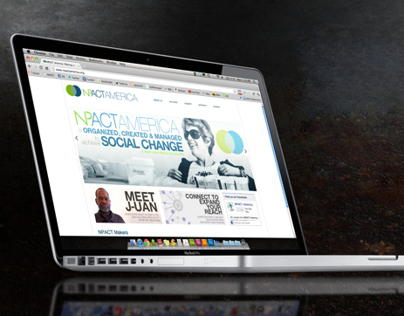 NPACT America | Web Design