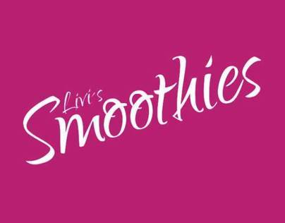 LIVIS´S SMOOTHIES WEBSITE