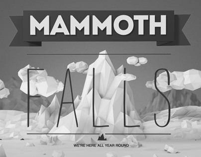 Mammoth Falls