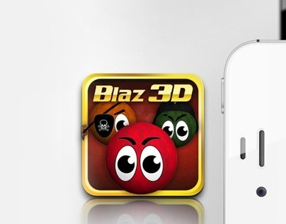 BLAZ3D iPhone & Andriod App