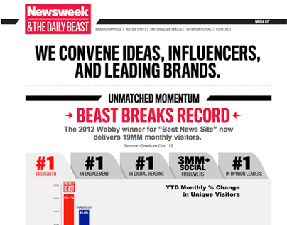 Newsweek/The Daily Beast Media Kit