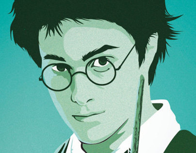 Vector Harry Potter