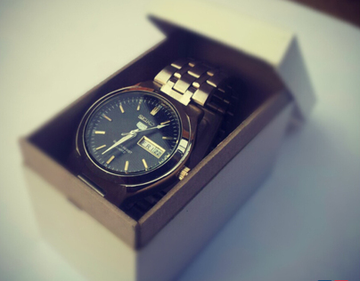 Wrist Watch Packaging