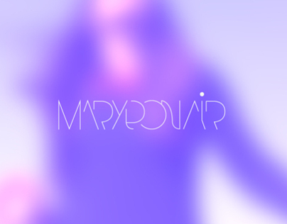 Branding&Web / Maryeonair (coming soon)