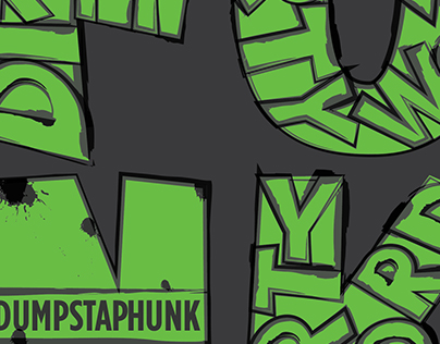 Poster Design for the Band Dumpstaphunk