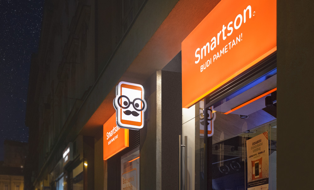 Smartson Visual Identity