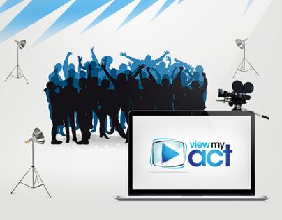 ViewMyAct - Website