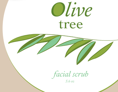 The Olive Tree- skin care line
