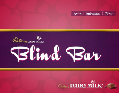 Cadbury Dairy Milk Blind Bar