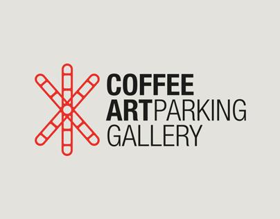 Coffee Art - Parking Gallery