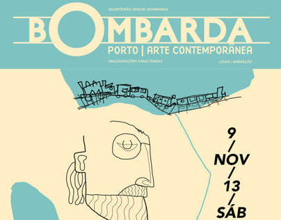 Bombarda Poster Competition