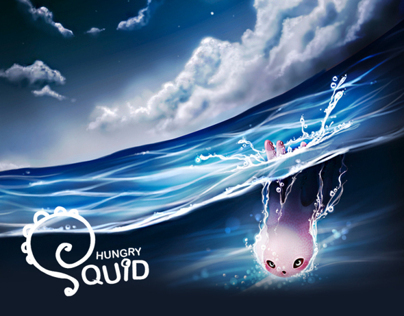 HungrySquid iOS Puzzle Game