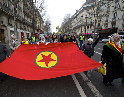 Kurdish PKK co-founder Sakine Cansiz shot dead in Paris