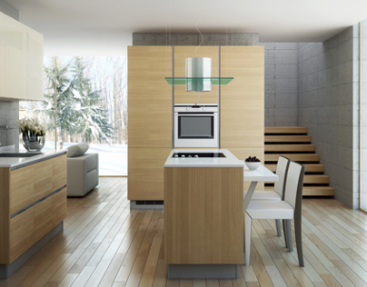 Zurich Kitchen Design