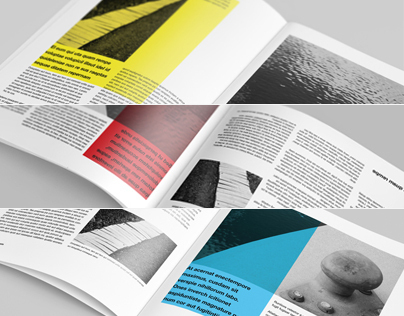 Brochure / Booklet / Catalog Mock-Up Bundle