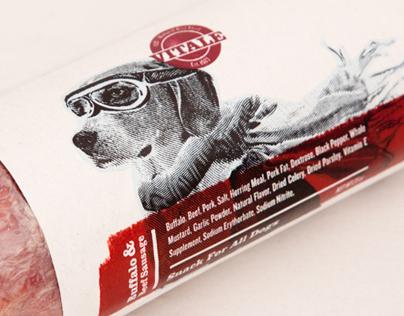Vitale Dog Food