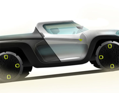 CONCEPT VEHICLES SHAPE STUDIES