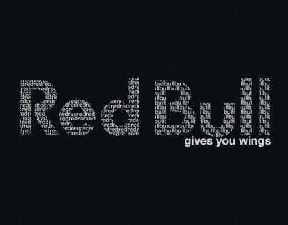 Concept website Red Bull.