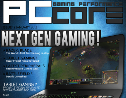 PCCore - Gaming Performance Magazine