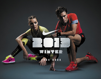 NIke 2013 Winter Lookbook