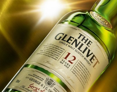 The Glenlivet iPad App and Events Site