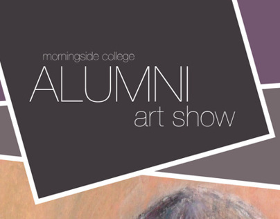 Morningside College Alumni Art Show