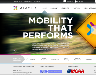 ARCLIC Website Re-Design