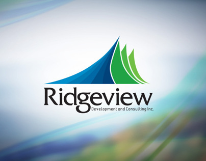 Ridgeview Devt & Consulting Inc. Corporate Identity