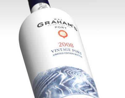Graham's Port Bottle Concept