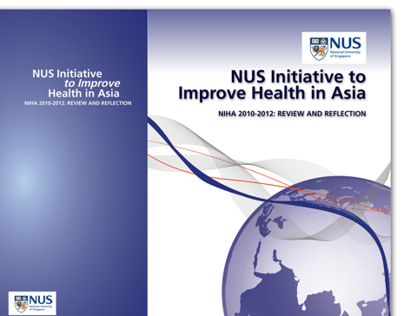 Cover design for NUS Report