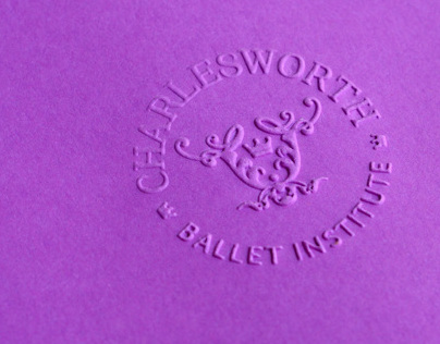 CHARLESWORTH BALLET - VISUAL IDENTITY