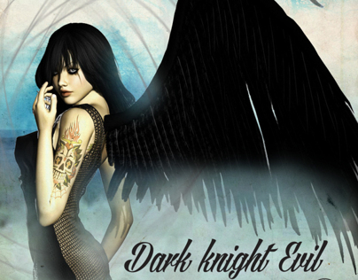 dark night evil wallpaper