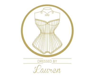 Dressed By Lauren - Logo