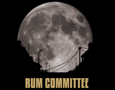 Rum Committee record sleeve