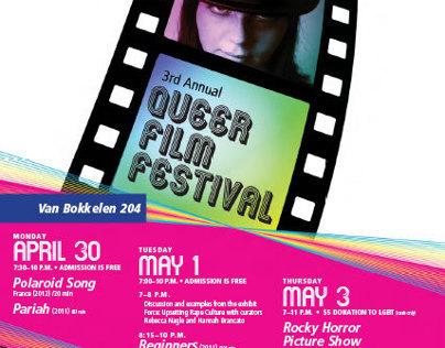 Queer Film Festival Poster