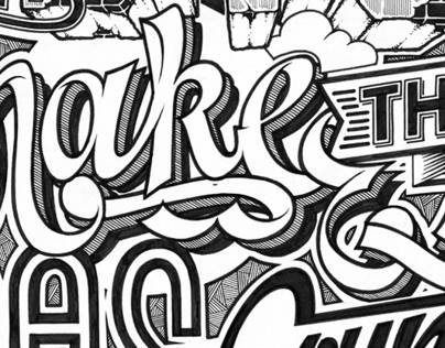 type poster - encouragement
