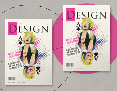 Design History Magazine | Pop Art