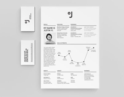 Self Promotion | Justin Yi