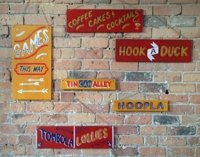 ILLUSTRATION: SIGN-WRITING