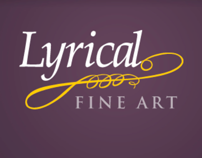 Lyrical Fine Art Website Development
