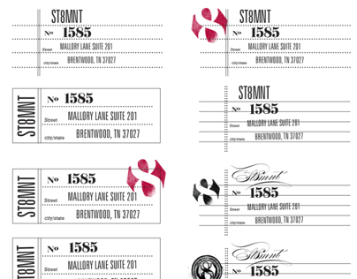 St8mnt stamps