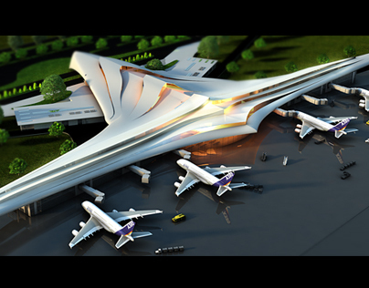 Oradea International Airport - Pre Graduation Project