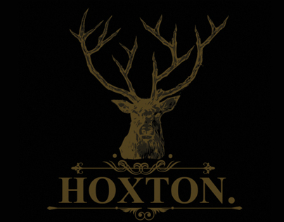 Hoxton Pub: Art Direction, Graphics & Corporate Image
