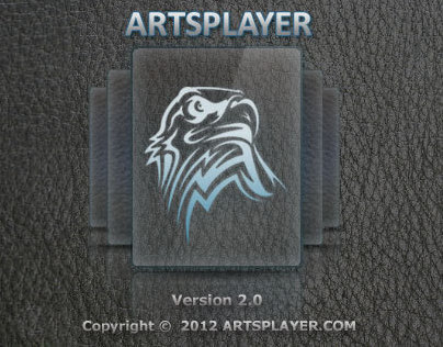 ARtsplayer Iphone Design