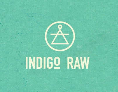 Indigo Raw - Indentity & Artwork